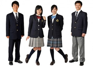 国士舘高等学校(通信制)制服画像